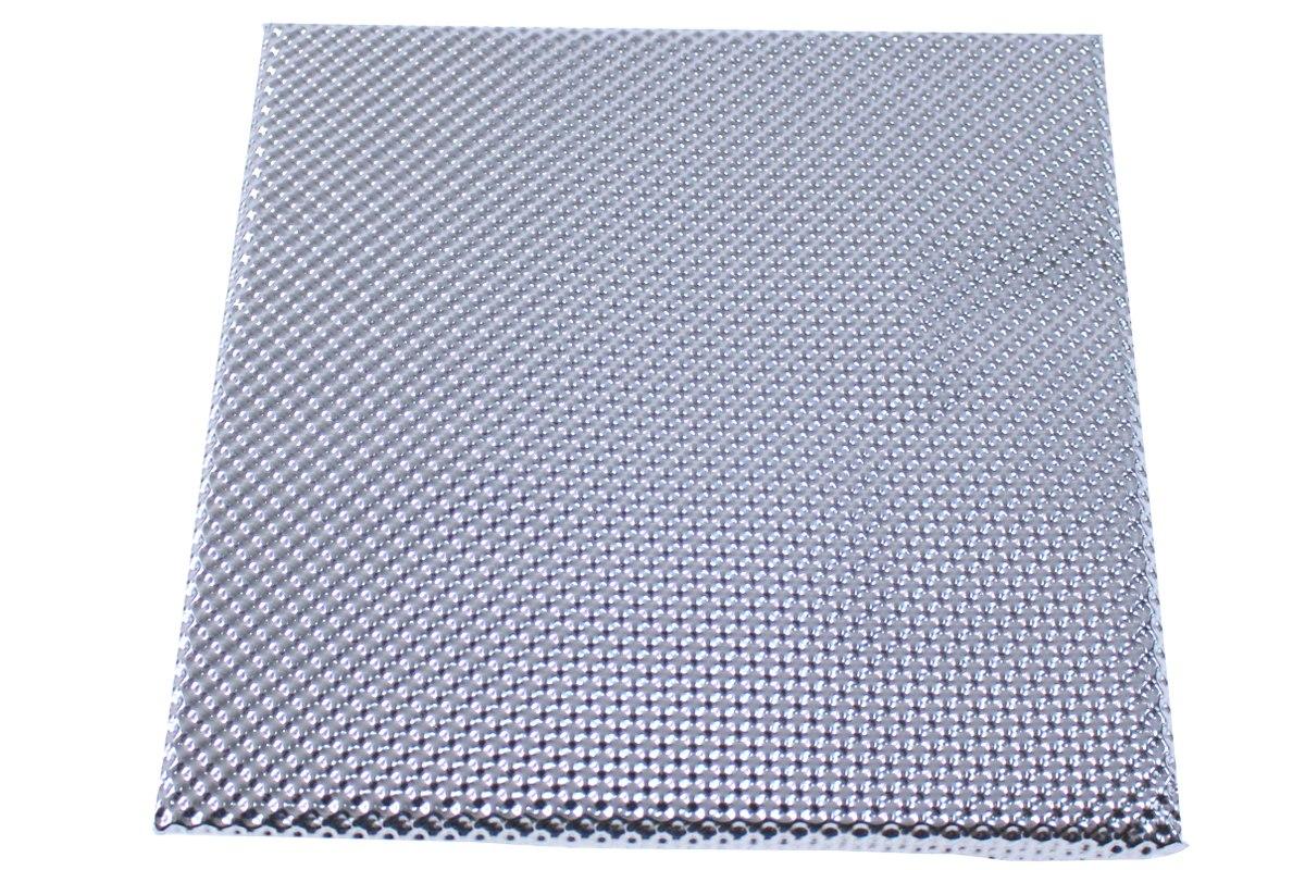 Osłona termiczna Extreme podłogi i tunelu Turboworks 12mm x 30cm x 60cm Aluminiowa - GRUBYGARAGE - Sklep Tuningowy